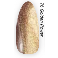 Layla Gel Polish Smalto Gel Semipermanente -  76 GOLDEN POWER