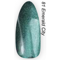 Layla Gel Polish Smalto Gel Semipermanente -  81 EMERALD CITY