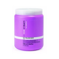 No Yellow Maschera Ice Creme Inebrya da 1000ml