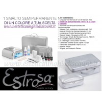 KIT Smalto semipermanente DeLuxe Estrosa