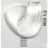 Tinta Colorante Professionale per capelli con ammoniaca Inebrya Neutro