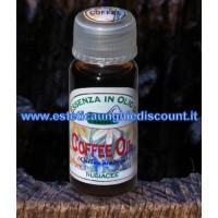 Olio Essenziale di Coffee Oil