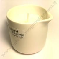 Sibel HOT MASSAGE Oil - Olio da massaggio a candela al PASSION FRUIT