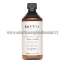 BYOTHEA olio massaggio argan 500 ml