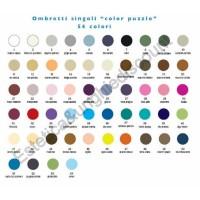 Ombretti FILM singoli Color Puzzle (tavola colori n1)
