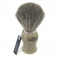 Pennello da Barba Grey Barburys in setola di Tasso.