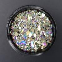 NailArt RhineStones & Overlays Mix Diamonds III 4204403