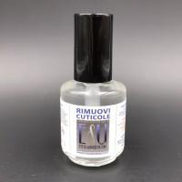 Liquido Rimuovi cuticole con pennello - 15 ml
