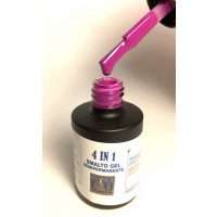 Smalto Gel Semipermanente  4 IN 1 Colore 127