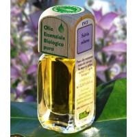 Puro olio essenziale d'origine BIOLOGICA di SALVIA SCLAREA (Salvia sclarea)