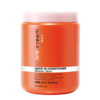 Leave-in Conditioner Ice Creme Inebrya Sensual Cream da 1000ml
