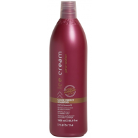 Color Perfect Shampoo PRO COLOR Ice Creme Inebrya oro e diamante 1000 ml