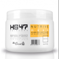 HS.47 HAIR MASK HAIR CARE CON POLLINE D'API E CERE DI FIORI DA 500ML