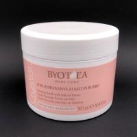 Scrub Esfoliante Drenante ai sali in Burro Byothea - 500 ml
