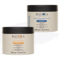 BYOTHEA SET ANTI CELLULITE EFFETTO CALDO