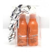 Set regalo Shampoo e Maschera Idratante Capelli di Inebrya