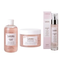 SET INEBRYA SAKURA RESTORATIVE TREATMENT Small