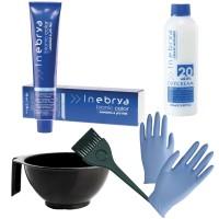 Set Tinta Inebrya senza Ammoniaca