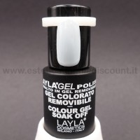 Layla Gel Polish Smalto Gel Semipermanente - 234 very moss.