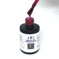 Smalto Gel Semipermanente 4 IN 1 Colore 154