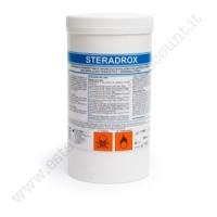 FARMEC STERADROX ACIDO PERACETICOPER DINFEZIONE E STERILIZZAZIONE da 1 KG.