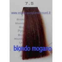 Tinta Capelli Professionale CorIng ING agli acidi di frutta da 100 ml - 7.5 BIONDO MOGANO