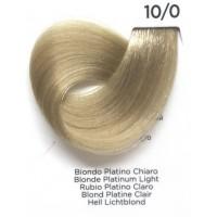 Tinta Colorante Professionale per capelli con ammoniaca Inebrya Biondo Platino Chiaro 10.0