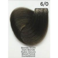 Tinta Colorante Professionale per capelli con ammoniaca Inebrya Biondo Scuro 6.0