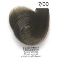 Tinta Colorante Professionale per capelli con ammoniaca Inebrya Biondo Intenso 7.00