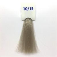 Crema Colorante INEBRYA Bionic Color senza ammoniaca Professionale Permanente 10.1E Biondo Platino Cenere Extra