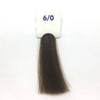 Crema Colorante INEBRYA Bionic Color senza ammoniaca Professionale Permanente 6.0 Biondo Scuro