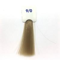Crema Colorante INEBRYA Bionic Color senza ammoniaca Professionale Permanente 9.0 Biondo Chiarissimo