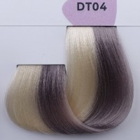 TONER BLONDESSE INEBRYA METALLIC LIGHT MAUVE PEARL DT04